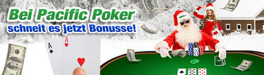 Pacificpoker-Bonus-Winter-Aktion