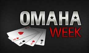 omaha woche auf PokerStars