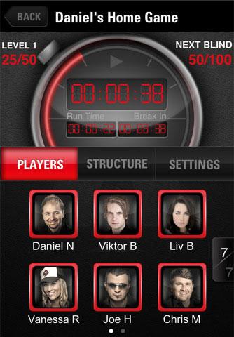 Poker Clock Turnier