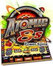 Power Spins - Atomic 8s: Ein Hochexplosiver neuer Video Spielautomat