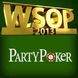 Gewinnen Sie Ihr Paket fuer die WSOP 2013 bei PartyPoker